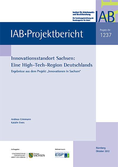 IAB-Projektbericht 2012