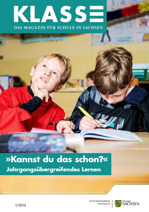 Zeitschrift KLASSE 1/2014