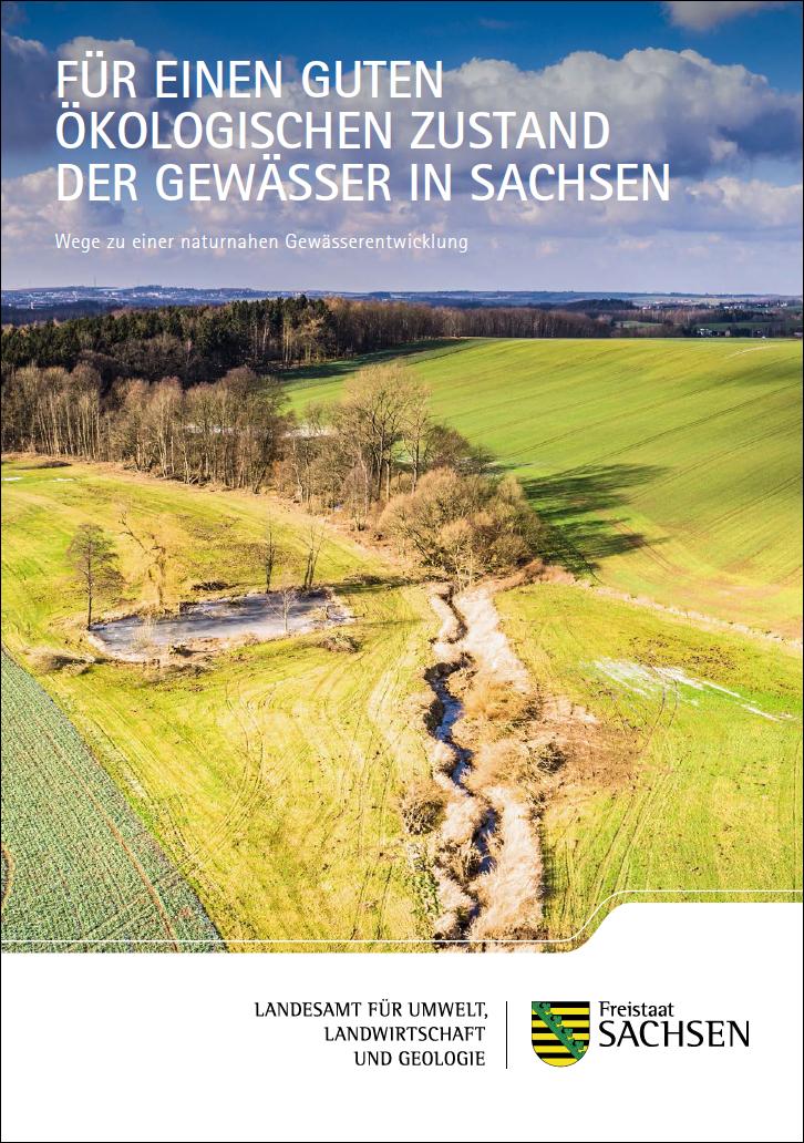 Für einen guten ökologischen Zustand der Gewässer in Sachsen